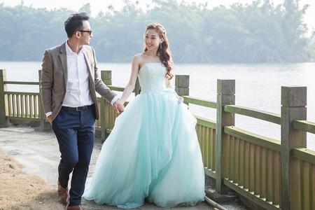 奔跑少年婚禮紀錄 / 平面攝影