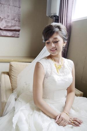 Vivian Mai make up【Wedding】-Elaine