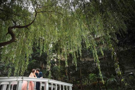 [婚攝] 台北民生晶宴會館 點劇場 | 婚禮紀錄 | 政安&琬琳 - 奔跑少年