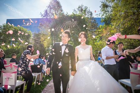 [台中婚攝]明嘉&雪晴 | WeddingDay | 中橋花園飯店 | 婚禮記錄 | 婚禮實記