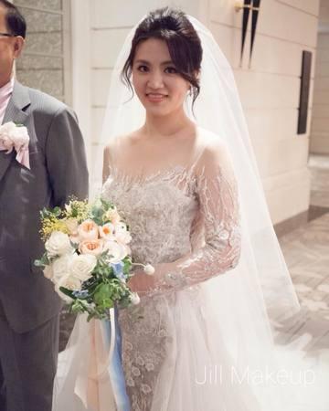 bibi結婚造型@東方文華酒店