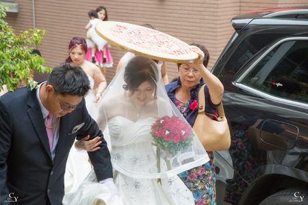 婚禮紀錄WEDDING   台南 -龍山社區活動中心   幸運草攝影工坊