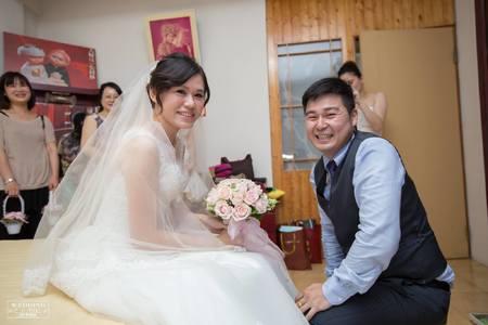 婚禮紀錄WEDDING   台南-金冠台菜海鮮婚宴餐廳   幸運草攝影工坊