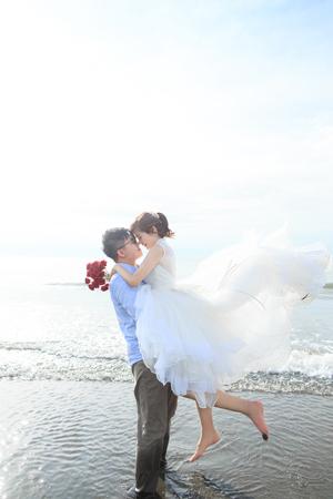 哲毅  ♥ 盈錚   新竹Vanessa 手工婚紗。攝影工作室