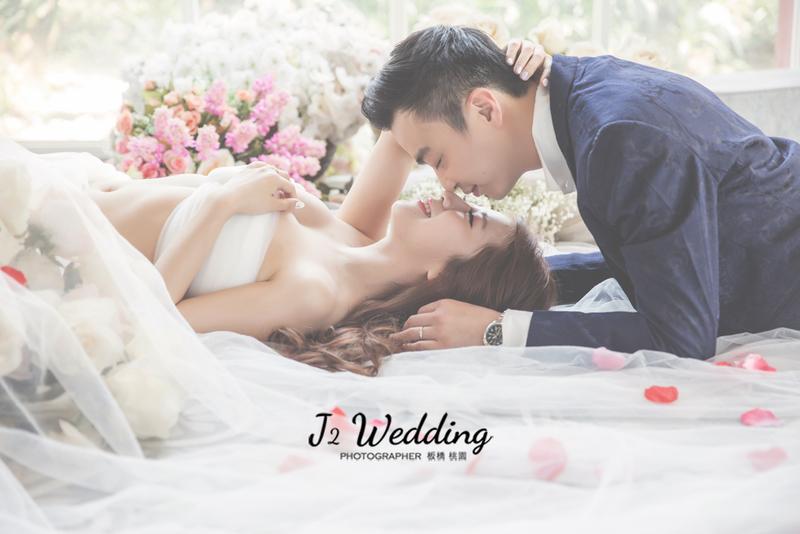J2 Wedding 板橋店作品