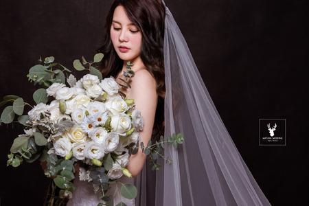 經典羅蔓羅蘭婚紗系列