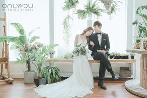 Only You Wedding 唯你婚紗