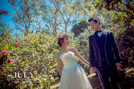 志豪❤️渼涵 | JUDY文創.婚禮 | 婚紗照 | 美好年代 | 陽明山花卉 | 台北婚紗景點