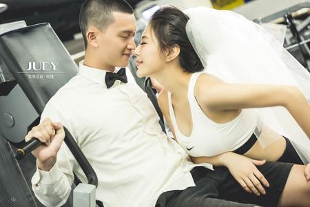 榮哲❤️珮紋 | JUDY文創.婚禮 | 婚紗照 | 擎天崗 | 黑森林 | 陽明山 |