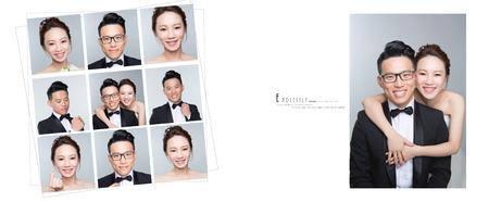 (香榭大道)-婚紗攝影-新人-佩玲-Dear  拍攝地點:Dear
