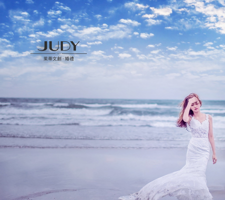 (JUDY茱蒂文創.婚禮婚紗攝影)❤️❤️海邊系