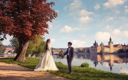 ❤️ 萊恩海外婚紗:布拉格❤️