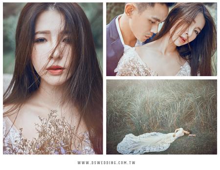 迪司幸福快門 雜誌風格婚紗 - 阿默