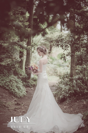 2017❤️JUDY最美新娘| JUDY文創.婚禮 | 淡水莊園 | 大同大學 | JUDY造型團隊