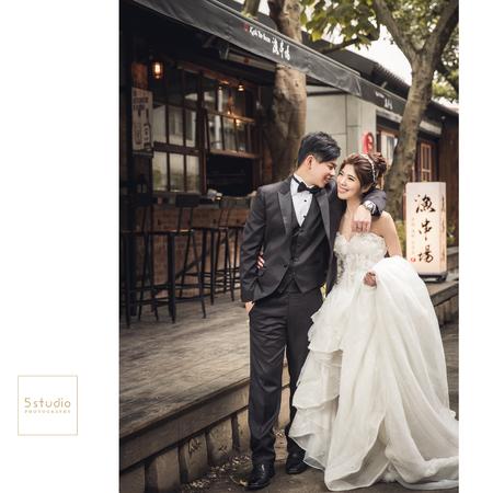 華山藝文特區婚紗攝影