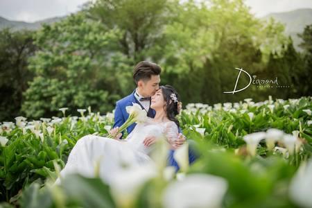 diamond 婚紗創作五月