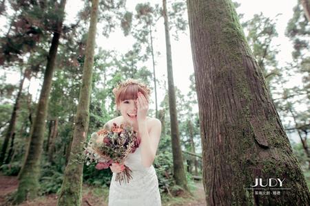 (JUDY茱蒂文創.婚禮婚紗攝影)❤️客照承霖❤️韻婕