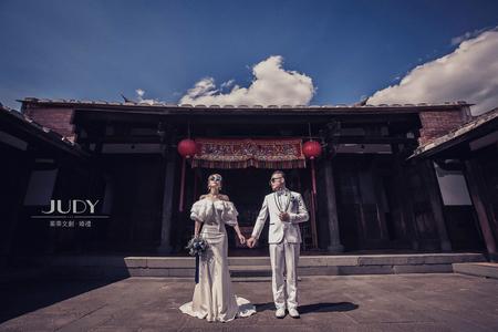JUDY茱蒂文創·婚禮婚紗攝影作品