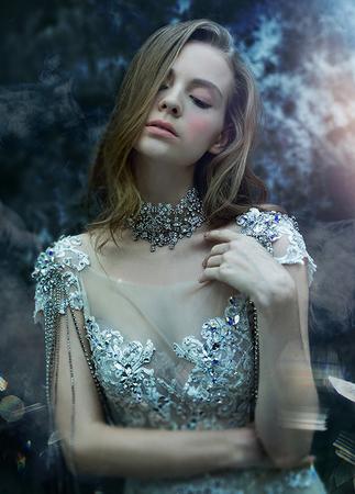 【華納婚紗】最新 主題禮服-水晶第12代發表