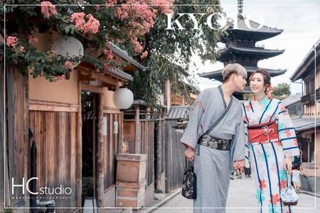 HC海外婚紗 x日本 x 京都&美山町