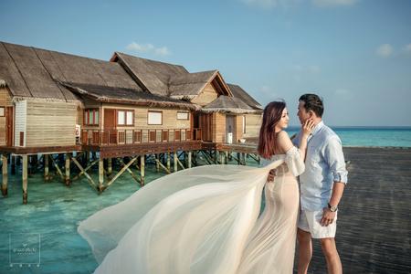 Steven 武少/Maldives馬爾地夫 海島婚紗