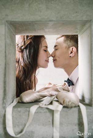 昆娜新人作品  翔崧&鈞華