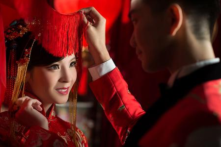 【華納婚紗】溫柔婉約的出嫁