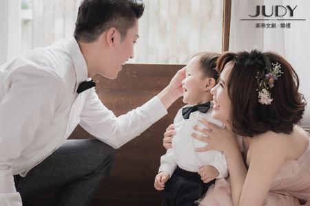 (JUDY茱蒂文創.婚禮婚紗攝影)❤️客照騰祥❤怡維