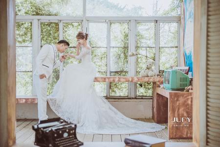 (JUDY茱蒂文創.婚禮婚紗攝影)❤️客照建新❤️蕙如