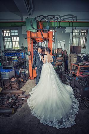 韓風+工業風