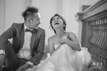 (JUDY茱蒂文創.婚禮婚紗攝影)❤️客照世傑❤️雅文