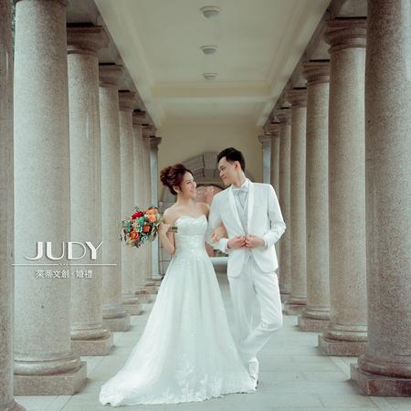 (JUDY茱蒂文創.婚禮婚紗攝影)❤️客立隆❤️詩琦