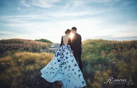 RenRenX魏沐(慕朵影像) 輕時尚歐美婚紗