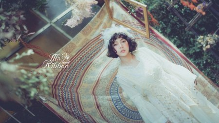 芮本小姐/復古婚紗