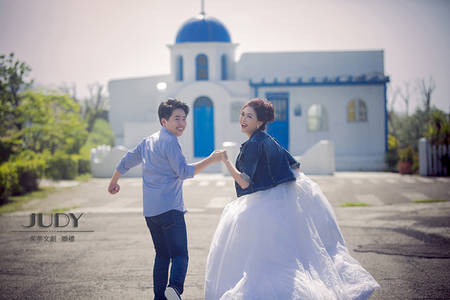 ❤️JUDY文創.婚禮  | 淡水莊園 | 婚紗基地 | 台北外拍景點 | 韓風婚紗