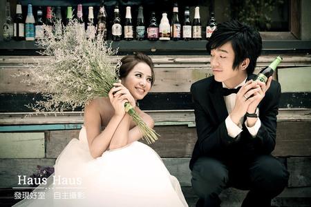 韓風時尚|拍婚紗