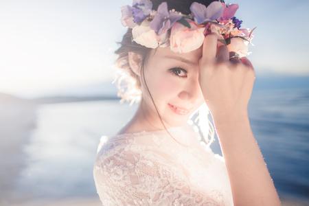 Len ♥  Frida  新竹Vanessa 手工婚紗。攝影工作室