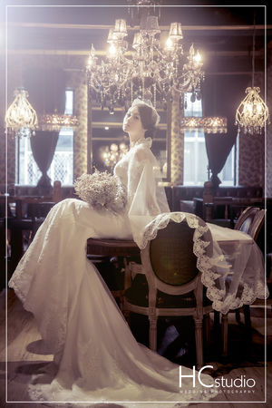 HC婚紗照 x 小品餐廳
