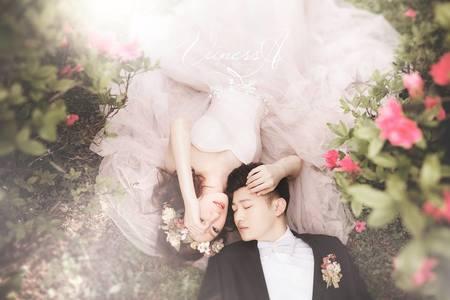 Chih lung ❤ Yi chieh 桃園vanessa 手工婚紗。攝影工作室