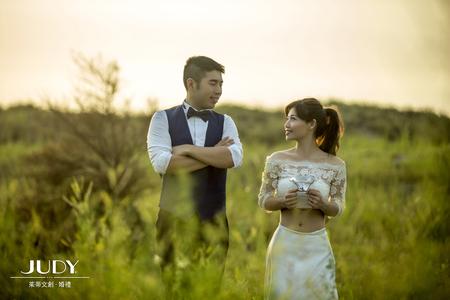 立君❤️美齡 | JUDY茱蒂文創婚禮 | 婚紗照 | 台北外拍景點 | 淡水沙崙 | 陽明山