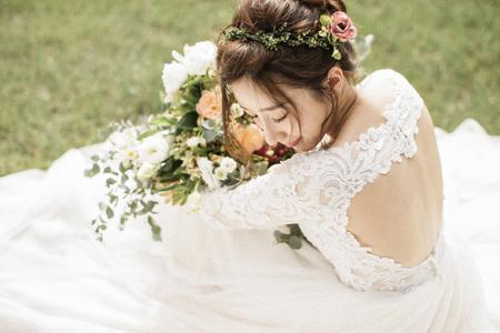 Ming❤Ching  新竹vanessa 手工婚紗。攝影工作室
