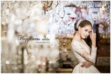 幸福感婚紗~ Julia