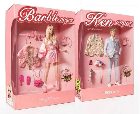 芭比系列-孕婦照、全家福、婚紗照