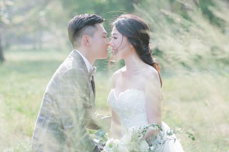 【華納婚紗】我們的愛,簡單且純粹
