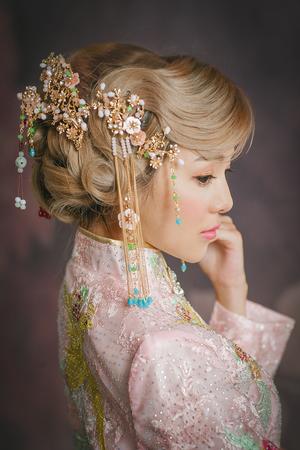 【華納婚紗】旗袍婚紗/龍鳳褂婚紗