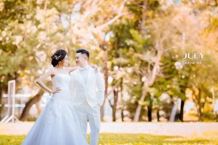 (JUDY茱蒂文創.婚禮婚紗攝影)❤️客照志敏❤️韻竹