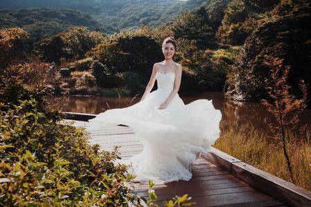 歐美風格婚紗照