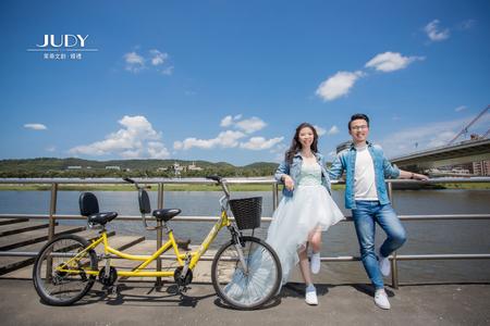 (JUDY茱蒂文創.婚禮婚紗攝影)❤️四月份最新客照