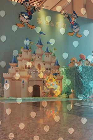 唐老鴨與城堡
