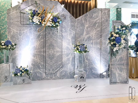 【淺藍意識】客製化婚禮